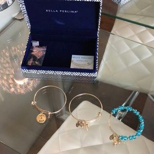 Bella Perlina Bracelet set